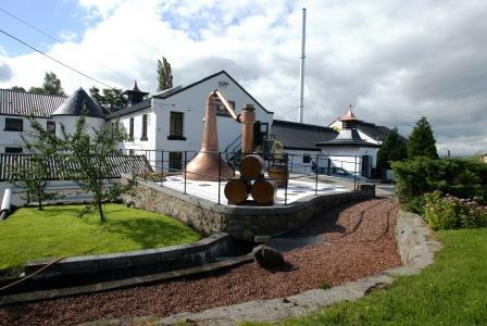 Achentoshan Whisky Distillery
