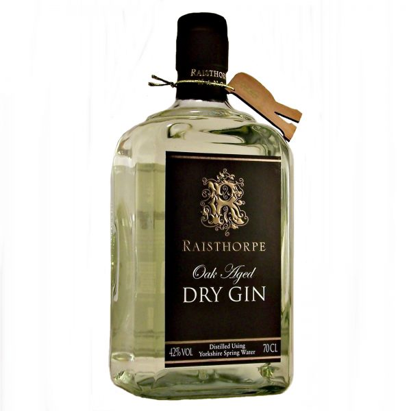 Raisthorpe Oak Aged Dry Gin