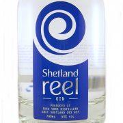 Shetland Reel Gin Saxa Vord Distillery