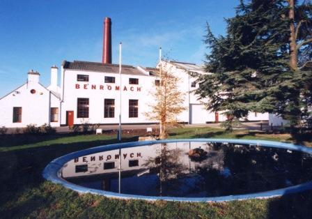 Benromach Whisky Distillery