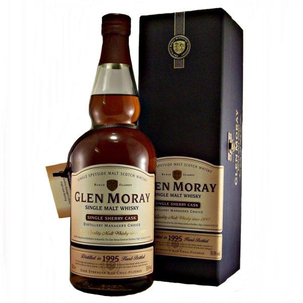Glen Moray 1995 Single Sherry Cask