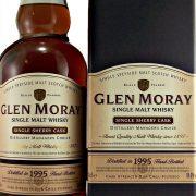 Glen Moray 1995 Single Sherry Cask Manager's Choice