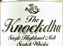 Knockdhu Whisky Logo