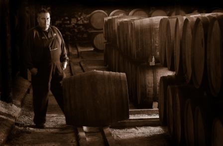 Strathisla Whisky Distillery Barrels