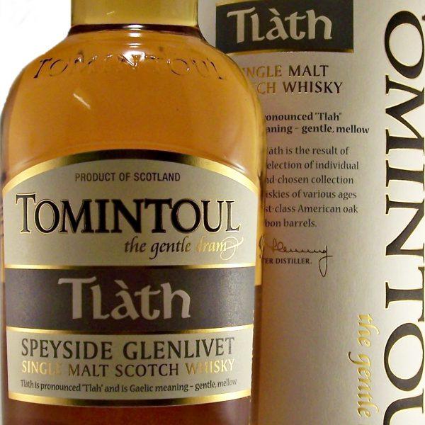 Tomintoul Tlath Single Malt Whisky