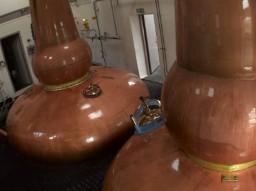 anCnoc Whisky Distillery Stills