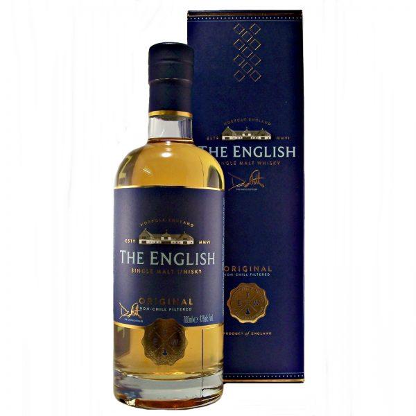 English Original Single Malt Whisky