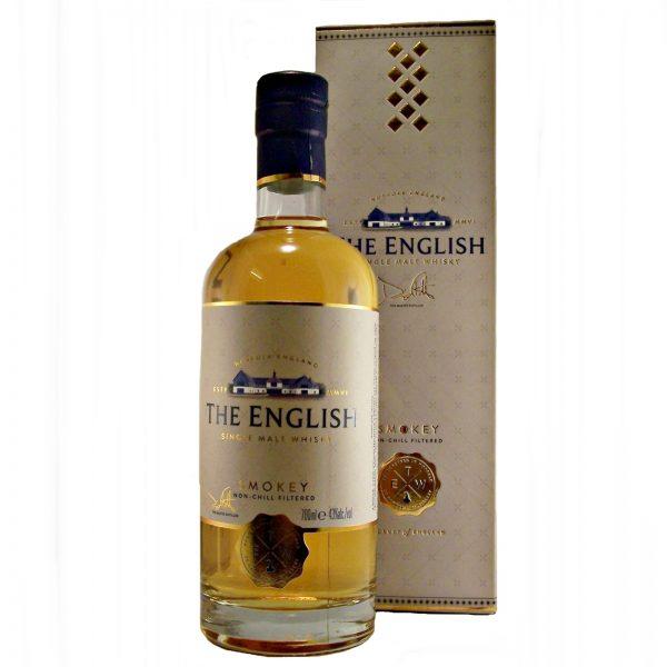 English Smokey Single Malt Whisky