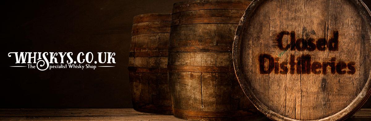Closed Distilleries