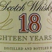 18 Year Old Whisky