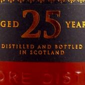 25 Year Old Whisky