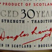 30 Year Old Whisky