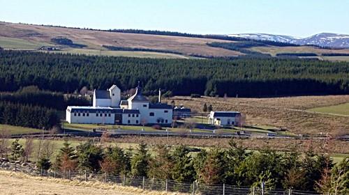 Braeval Whisky Distillery