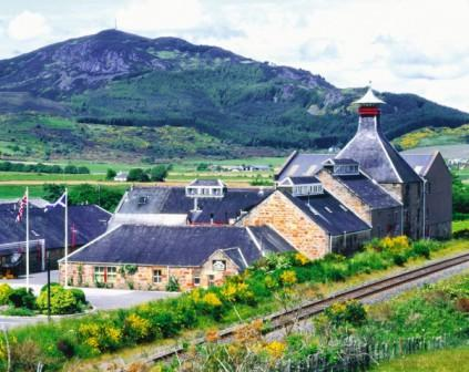 Balblair Whisky Distillery