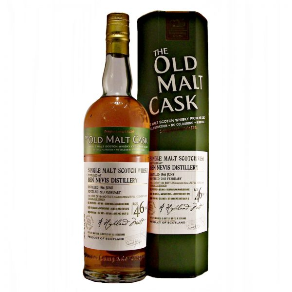 Ben Nevis 46 year old Single Malt Whisky