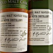 Ben Nevis 46 year old Single Malt Whisky 1966 vintage