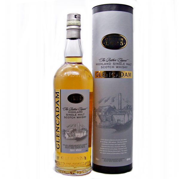 Glencadam Origin 1825 Single Malt Whisky