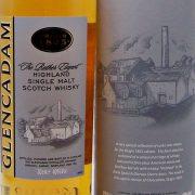 Glencadam Origin Scotch Whisky