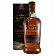 Tomatin 2002 Cabernet Sauvignon Cask from whiskys.co.uk