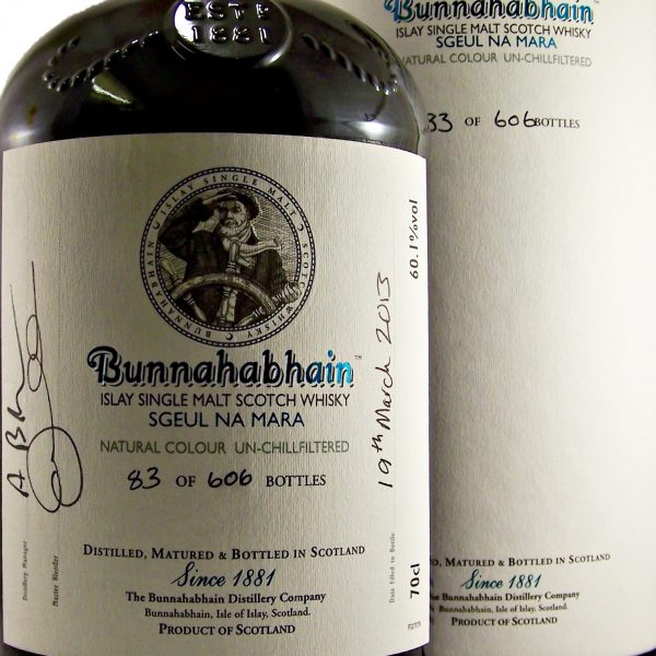 Bunnahabhain Feis Ile 2013 Single Malt Whisky