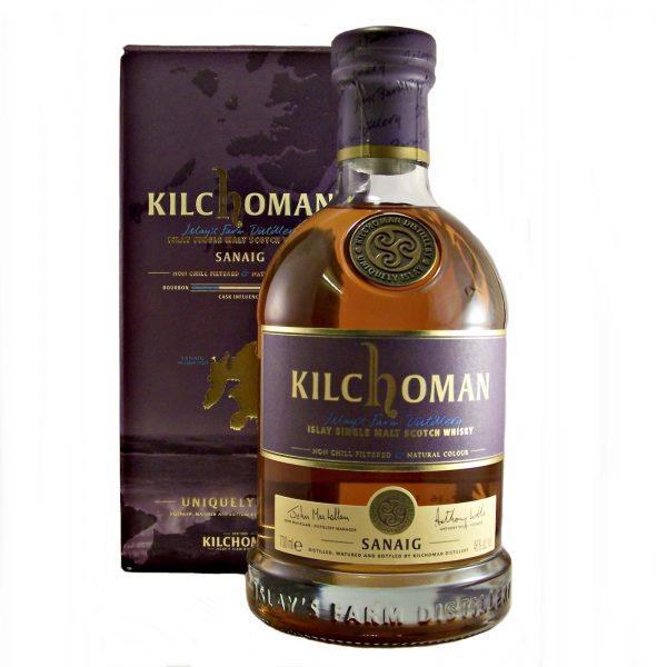 Kilchoman Sanaig Single Malt Whisky