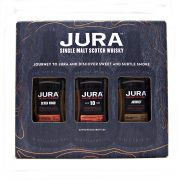 Jura Miniature Whisky Collection at whiskys.co.uk