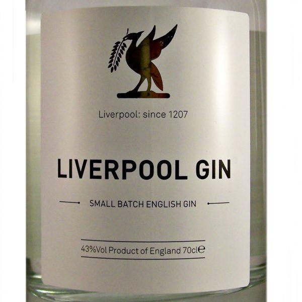 Liverpool Small Batch English Gin
