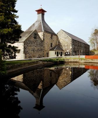 Cardhu Whisky Distillery Still House