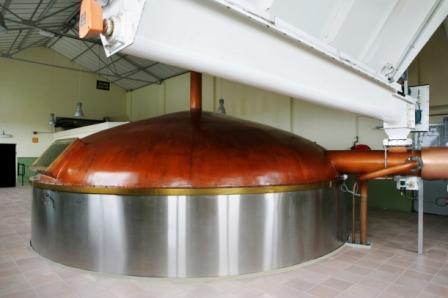 Cardhu Whisky Distillery Mash Tun