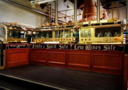 Longmorn Whisky Distillery Spirit safe