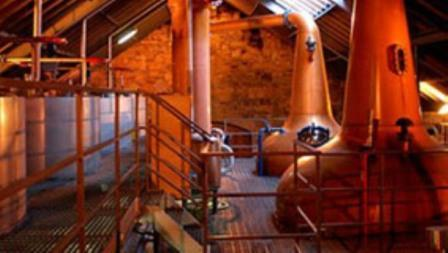 Speyside Whisky Distillery Stills