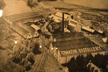 Tomatin Whisky Distillery Vintage