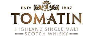 tomatin whisky distillery logo