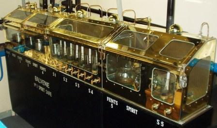Balvenie Whisky Distillery Spirit Safe