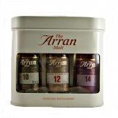 Arran Miniature Whisky Gift Set from whiskys.co.uk