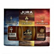 Jura Miniature Whisky Collection from whiskys.co.uk