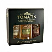 Tomatin Miniature Whisky Gift Set from whiskys.co.uk