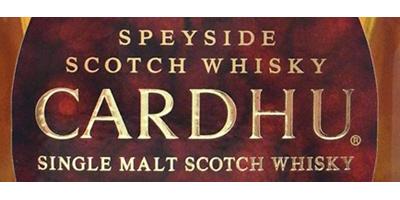 Cardhu Whisky Distillery