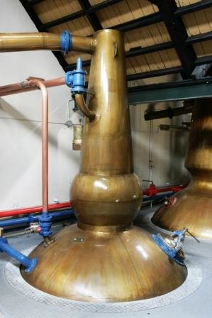 Cragganmore Whisky Distillery Stills