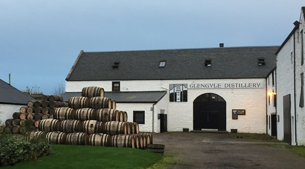 Glengyle Whisky Distillery
