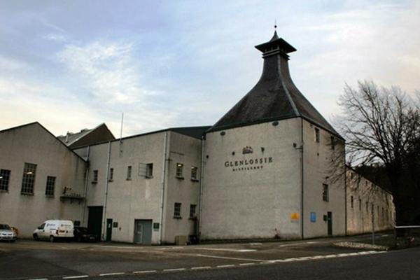 Glenlossie whisky Distillery