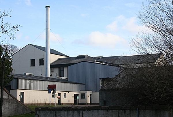 Macduff Distillery Devron whisky