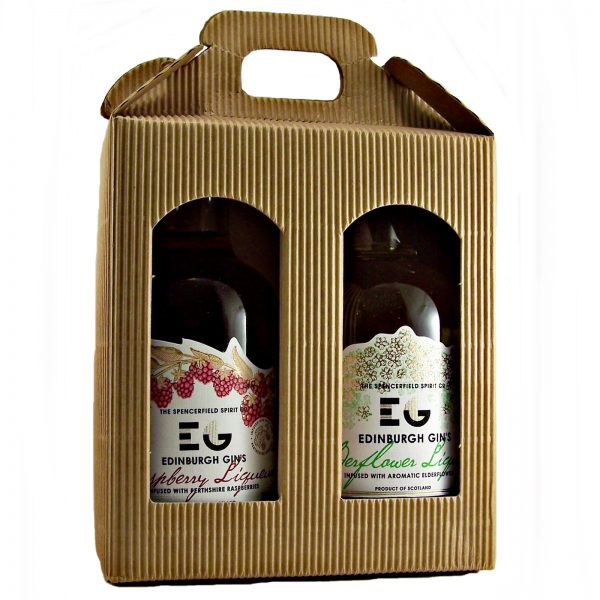 Edinburgh Gin's Liqueur Gift Set