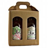 Edinburgh Gin Liqueur Gift Set from whiskys.co.uk