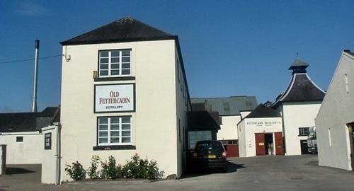 Fettercairn Whisky Distillery