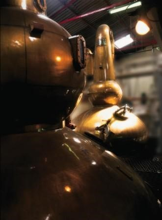Old Pulteney Whisky Distillery Stills