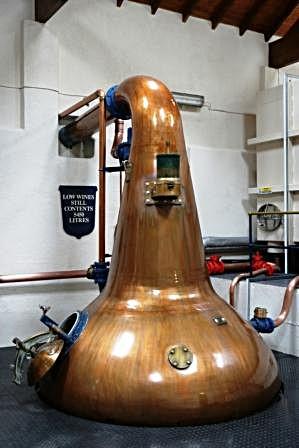Royal Lochnagar Whisky Railway