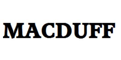 Macduff Distillery