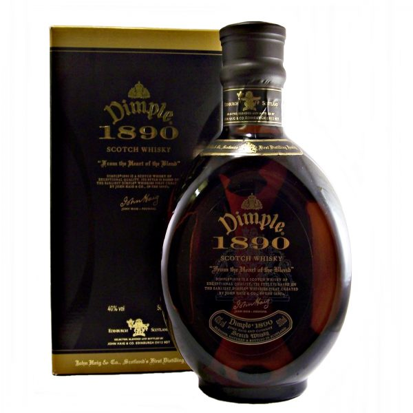 Haig Dimple 1890 Scotch Whisky