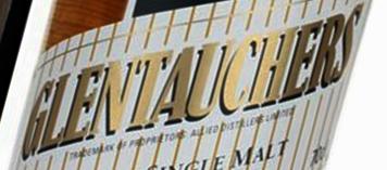 glentauchers malt whisky logo